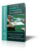 eBooks Poker & Kartenspiel Blackbook