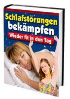 ebook ''Schlafstörungen bekämpfen - Wieder fit in den Tag.''