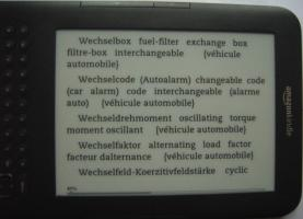 Foto 3 ebook deutsch-englisch-franzoesisch Wörterbuch Kfz-Mechatronik / Automobil-Technik / Elektronik / Mechanik / Maschinenbau / EDV