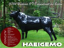 Foto 2 echt jetzt du willst dir wirklich einen deko stier lebensgroß kaufen ????????