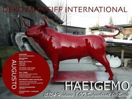 Foto 3 echt jetzt du willst dir wirklich einen deko stier lebensgroß kaufen ????????