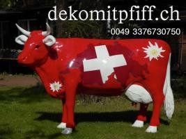 Foto 2 edelweiss deko kuh … oder ne andere ...