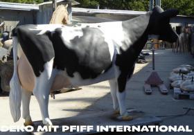 Foto 3 eine deko melk kuh kann auf reise gehen zu dir ???