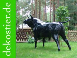 einen Deko Stier oder doch eine Deko Kuh oder doch ein Deko Pferd ….