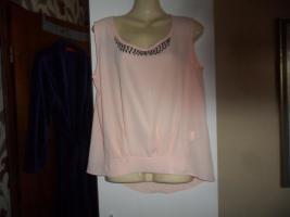 Foto 3 eleganteSexy Bluse  mit Pailetten  Gr 40/42