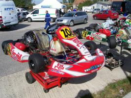 engine Rotax 125cc,6speed, 2 stroke