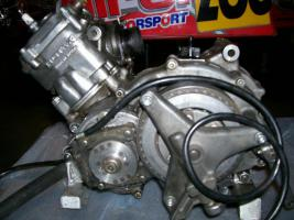 Foto 2 engine Rotax 125cc,6speed, 2 stroke