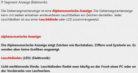 erklaerte Mechatronik-Stichwoerter in deutsch + deutsch-englisch Uebersetzungen