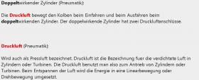 Foto 5 erklaerte Mechatronik-Stichwoerter in deutsch + deutsch-englisch Uebersetzungen
