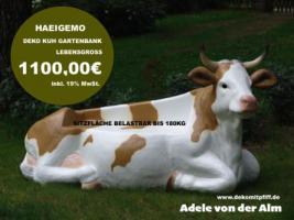 Foto 4 es ist doch egal was ne deko kuh lebensgroß kostet es ist doch eher die frage welchen modell will ich kaufen ..
