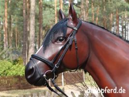Foto 2 es ist so einfach auf einen deko pferd aufzusitzen ...