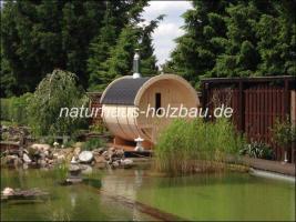 Foto 19 fasssauna, sauna pod, saunafass, fass sauna, saunapod, gartensauna, sauna
