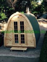 Foto 27 fasssauna, sauna pod, saunafass, fass sauna, saunapod, gartensauna, sauna