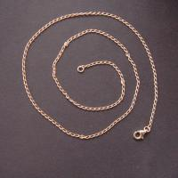 feine Halskette Bronzekette günstig kaufen