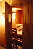 finnische Sauna für 4 Personen