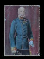 kaiser franz josef - postkarte