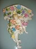 florentiener wandkonsole - Porzellankonsole