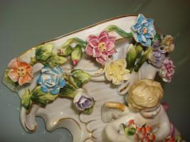 Foto 3 florentiener wandkonsole - Porzellankonsole