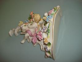 Foto 5 florentiener wandkonsole - Porzellankonsole