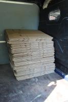 Foto 4 gebrauchte Umzugskartons, Umzugskisten verschiedene Größe; Preis für 11 Stück bei freier Auswahl