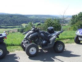 Foto 4 geführte Quad Touren durch die schwäbische Toskana