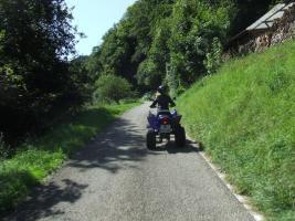 Foto 5 geführte Quad Touren durch die schwäbische Toskana