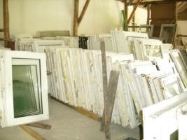 Foto 2 größere Mengen an gebrauchte Fenster