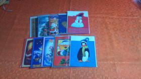 Bild 2 mit 10 Karten Weihnachten