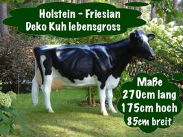 Foto 3 hast noch keine Holstein Muh Deko Kuh ...