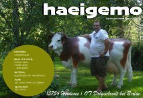 Foto 5 heyyyyy du haste schon gehört die liefern auch deko kuh lebensgroß modelle in die gesamte schweiz ….