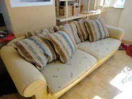 hochwertige 3-Sitzer Couch günstig zu verkaufen
