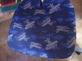 Foto 2 höhenverstellbarer Kinderschreibtischstuhl von Moll