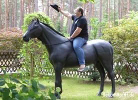 Foto 5 horse deko zum aufsitzen …..