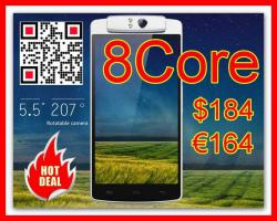"iNEW V8 Plus 5.5"" 8-Core 1.4GHz 2/16GB Smartphone Euro 164"