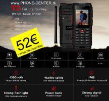 iOutdoor T2 Phone Walkie Talkie Tri-proof 52€ frei Haus