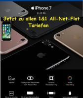 iPHONE 7 bei 1&1 erleben zu allen 1&1 All-Net-Fat Tariefen