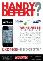 Foto 2 iPhone 3, iPhone 4 und iPhone 5 Reparatur in Bonn EXPRESS