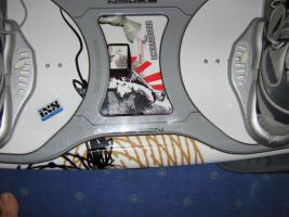 Foto 2 ich verkaufe mein Kiteboard/Wakebord , Model: Obrien  160 lang und 50 (breiteste stelle)