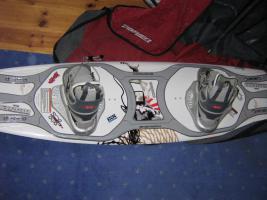 Foto 3 ich verkaufe mein Kiteboard/Wakebord , Model: Obrien  160 lang und 50 (breiteste stelle)
