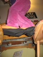 Foto 6 in Kürze DER REGENSCHIRM zur SELBSTVERTEIDIGUNG - WEIHNACHTS TEST 2010