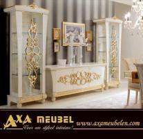 Italienische luxus wohnzimmer goccia gold axa m bel for Wohnzimmer kompletteinrichtung