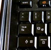Foto 3 k740 Iluminated Keyboard von Logitech / PC-Tastatur mit Beleuchtung, € 40, - + Versand