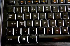 Foto 4 k740 Iluminated Keyboard von Logitech / PC-Tastatur mit Beleuchtung, € 40, - + Versand