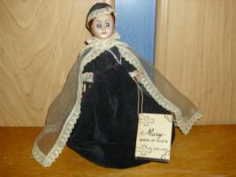 kleine antike Puppe