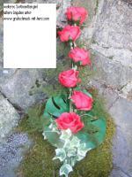 Foto 6 künstlicher Grabschmuck in wunderschönen Varianten