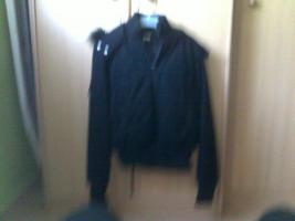 Foto 2 kurze Jacke Schwarz größe L