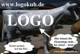 Foto 6 logo kuh für ihr Geschäft als Blickfang für Ihr Gäste ...