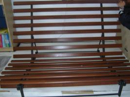 Foto 2 lümmelsofa und schlafgelegenheit