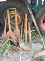 mehrere alte Bohrhammer maisel