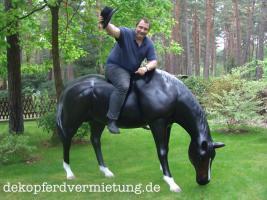 Foto 4 miet einfach ein deco horse … wo  klick mal dekopferdvermietung.de an ...